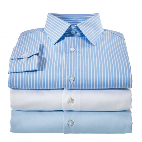 Le trio chemises business