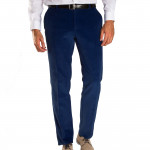 Pantalon velours extensible