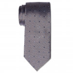 Cravate à pois - Soie