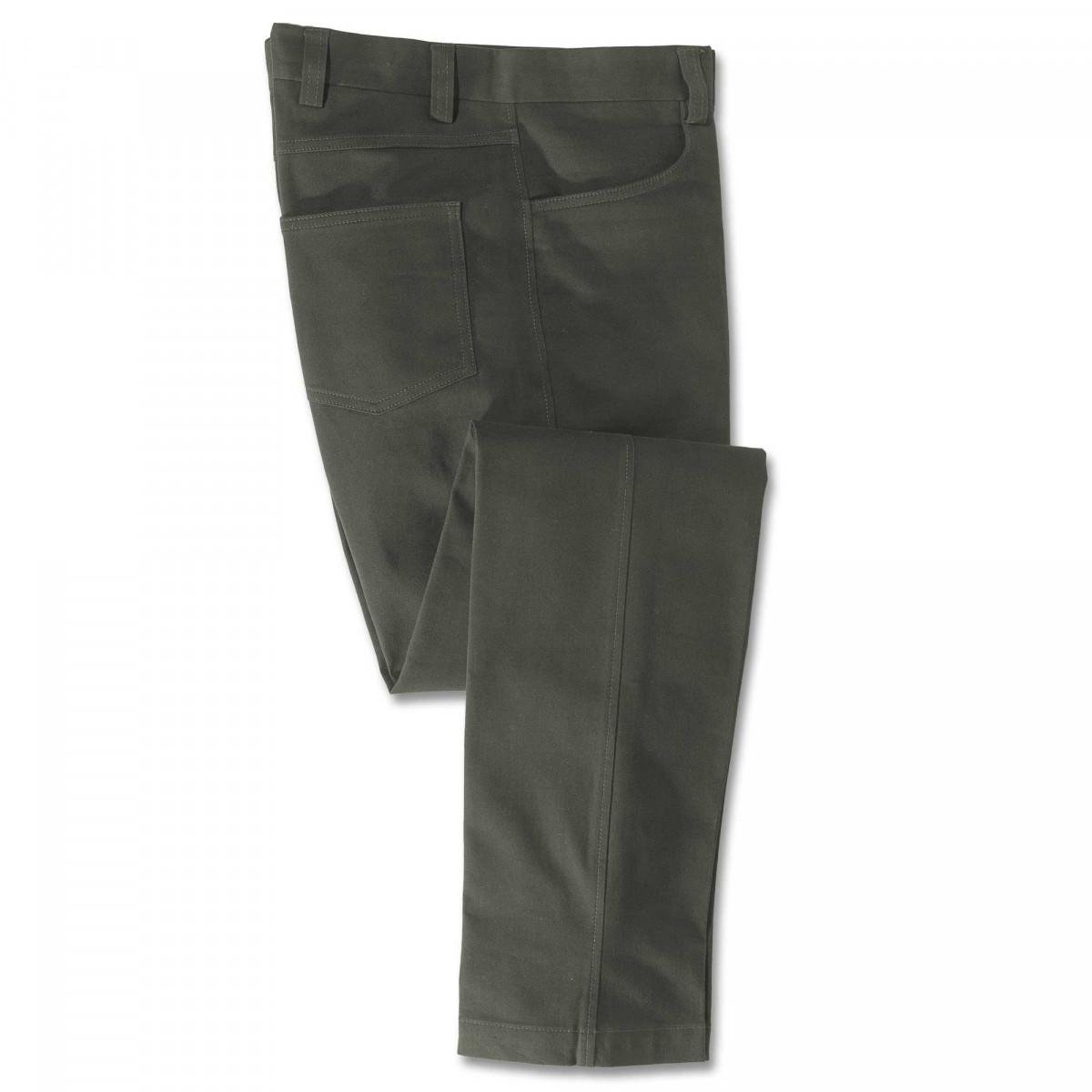 Pantalon 5 poches 52 Kaki
