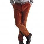 Pantalon velours d'Excellence