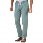 Pantalon détente lin et coton