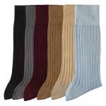 Chaussettes fil écosse - les 6 paires