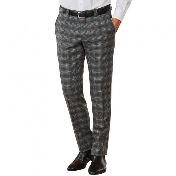 Pantalon carreaux flanelle