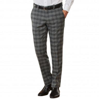 Pantalon carreau flanelle