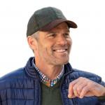 Votre offre du mois : Casquette carreaux laine