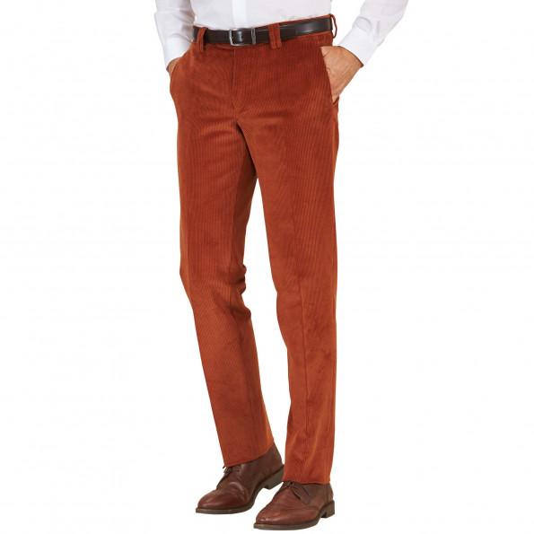 Pantalon velours extensible Velcorex