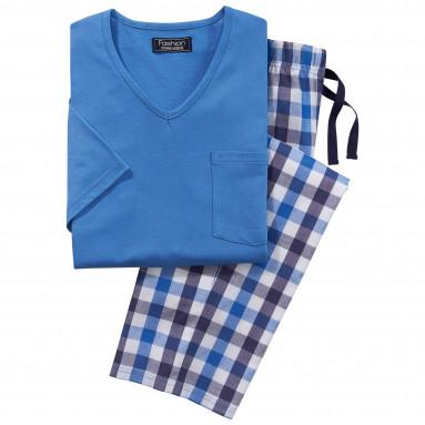 Pyjama Blue-Night