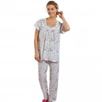 Pyjama Roseraie