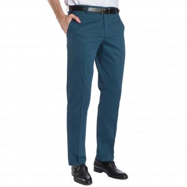 Pantalon coton ville extensible