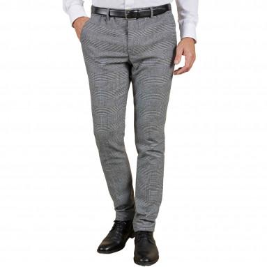 Pantalon détente Prince de Galles