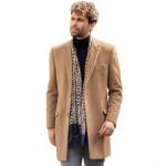 Manteau laine et cachemire