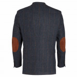 Veste Blazer carreaux tweed
