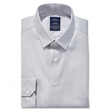 Chemise sans repassage confort Royal Oxford col semi-italien