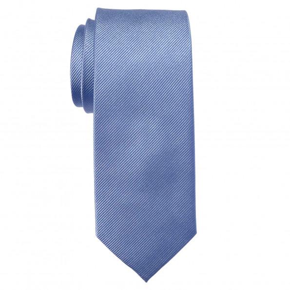 Cravate unie - Soie