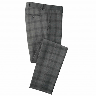 Pantalon carreau ville