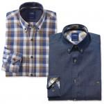 Chemises droite col boutonnée Sport - Chic - les 2