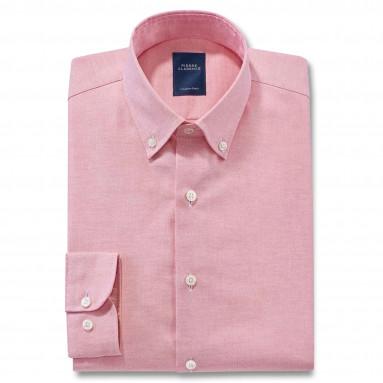 Chemise droite col boutonné